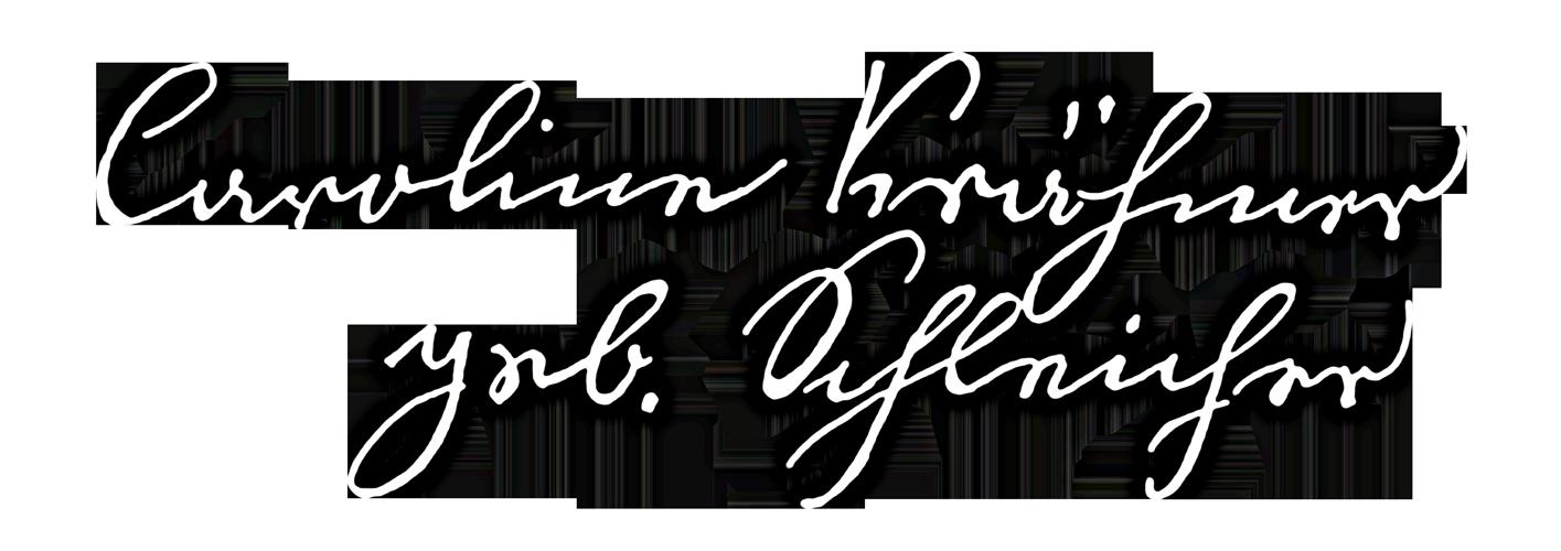 Die erste Soloklarinettistin | (*1794)