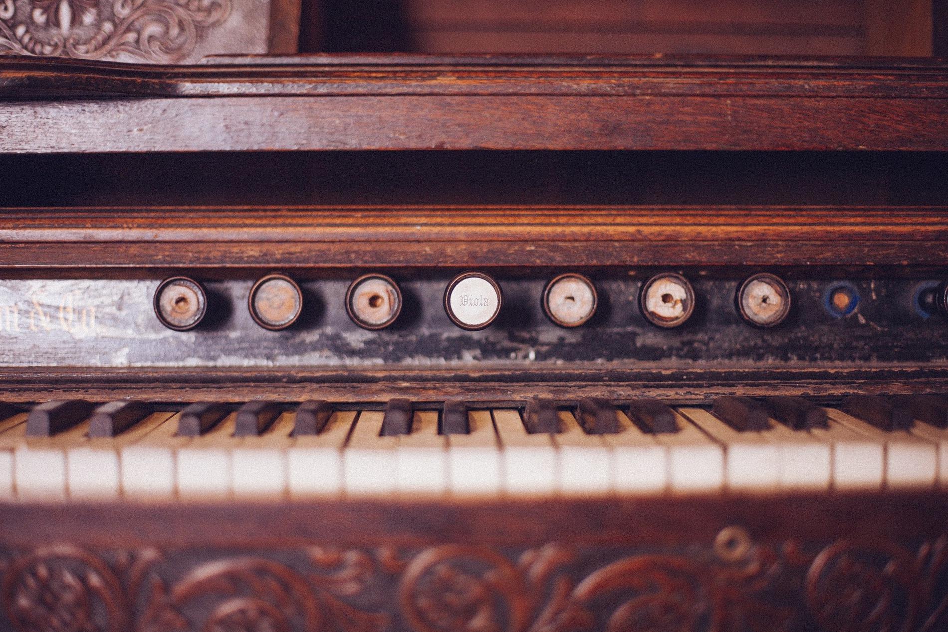 Carolines Ausbildung als Instrumentalistin